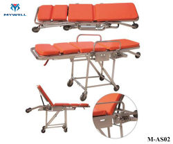 Como M02 Cadeira de Ambulância de alta qualidade tipo rodas maca
