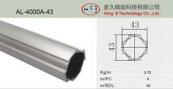 Tuyau en alliage en aluminium pour la ligne de montage