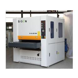 P-R-RP1300 máquina de carpintería de Servicio Pesado ancho cinturón de lijar lijadoras y cepillos de pulido lijado