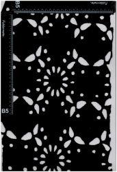 La conception ordinaire pour Mature filles broderie dentelle Tissu de coton