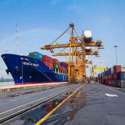 Контейнерных перевозок из Китая для Динь Vu Порт Haiphong Вьетнам