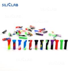 Accesorios fumadores Mini rodillo de silicona filtro de papel consejos para el tabaco
