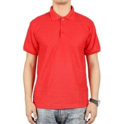 Bon prix Meilleur qualité 100% coton piqué 240gsm Polo Shirt