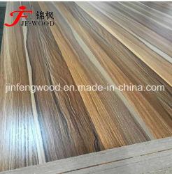 高品質の木製の穀物の無地の木製の穀物の材木を持つ熱い販売のメラミンMDFのボード