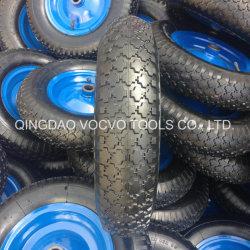 [قينغدو] مصنع بيع بالجملة [16إكس4.00-8] هواء عجلة مع معدن حاسة