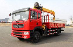 中国東風汽車有限公司、高品質 8 トン建設で安価 クレーン付きサービストラック
