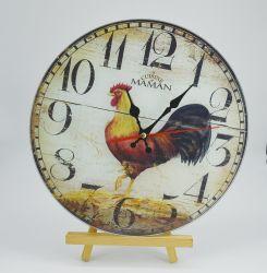 2021 nuovo modo parete di vetro temperato orologio digitale colorato per la decorazione domestica sveglia tavolo da regalo Orologio, orologio elettronico