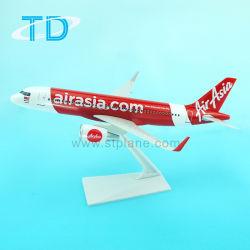 """Airasia Standard """"Airasia. COM"""" um320neo 25cm modelos de aeronaves em plástico ABS"""