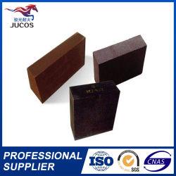 Horno de fundición no ferroso cromo refractario el bloque de la magnesita