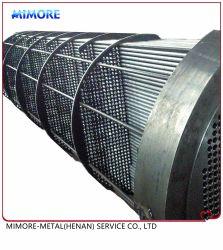 Permutador de calor de Aço Sem Costura ASTM A192 ASME SA179, Tubo Smls Tubos da Caldeira