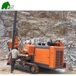 Utiliza aceite de la condición de maquinaria y equipo de perforación de la minería del oro torre de perforación