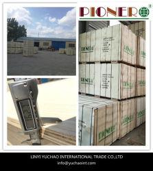 شهادة خشب الرقائقي المصنوع من الخشب الرقائقي باللون الأبيض E1 مع الجراء FSC/Carb P2