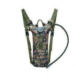 Ventilador do exército Saco a tiracolo Bag Piscina Montanhismo Saco de água