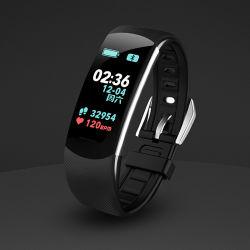 Intelligente Armband-Uhr Timethinker USB-Bluetooth für androiden IOS-Verfolger-Blut-Puls-Monitor C4PRO