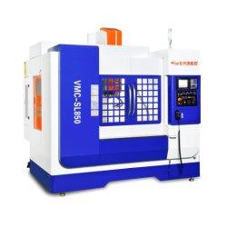Faire de composante de base pour le pignon le forçage de la machine (pour produire de masque facial) Rail linéaire 3 axes de la machine de traitement (VMC-SL850)