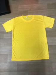 관례에 의하여 인쇄되는 로고를 가진 중국 공장 태양열 집열기 선전용 t-셔츠