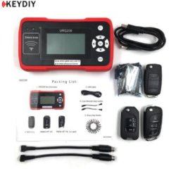 New Keydiy Urg200 Remote Maker The Best Tool Same Fuction ace Kd900 Because Key Programming for Remote Control Unlimited Token