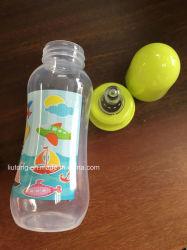250 мл молока или воды для кормления малыша PP пластиковые бутылки