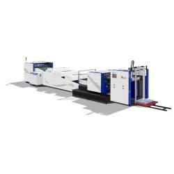 HIS-1450W Digital Spot UV-Lackiermaschine Full & Spot UV Beschichtungsmaschine