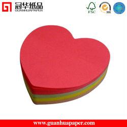 Kundenspezifischer netter Papierwürfel-unterschiedlicher geformter Papierwürfel
