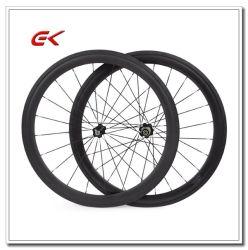 700c 23mm 50mm Tubular Full Carbon Fiber Road Bike Wheels