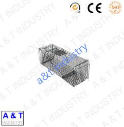 Wire Mesh pliable de la Souris Lapin Hamster Rat Cat Skunk Fox Squirrel Cage d'interruption d'animaux