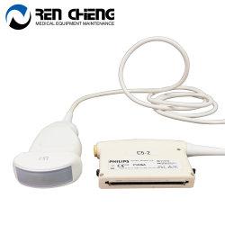HD11xeのための使用されたフィリップスC5-2の超音波のトランスデューサーかプローブ