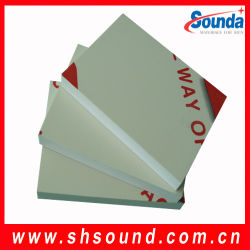 Sounda Opal extrudé de feuille de plastique ABS blanc (SD-PEB16)