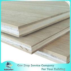 Bamboe en hout voor massief hout en bamboe meubelboard