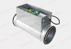 Le raccord du conduit d'EDS de radiateurs électriques
