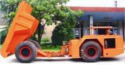 Exploitation minière souterraine tombereau/Dump Chargeur/camion à benne basculante avec Dana convertisseur de transmission de l'essieu moteur Deutz