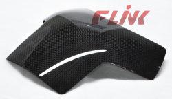Garniture arrière de réservoir de pièces de fibre de carbone de moto (D09829) pour Ducati 1098