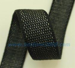 고품질 의복을%s 회전된 폴리에스테 가죽 끈 화포 가죽 끈 벨트