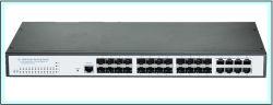 L2+routage statique Les commutateurs gérés 10g-32ports-ls03-32FP-4F