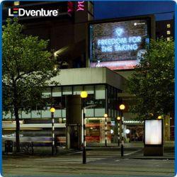 Écran couleur haute résolution des panneaux à affichage LED