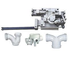Пластиковые формы для трубопровода трубы