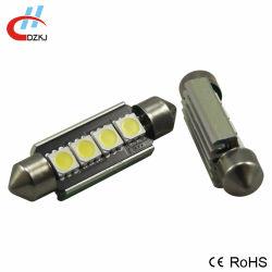 Canbus feston 4 LED Intérieur voiture/auto/lampe de lecture