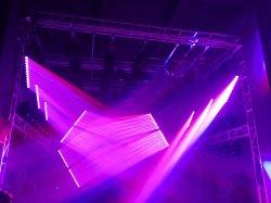 Heller LED 12*30W Träger-bewegliche Kopf DJ-Beleuchtung der Wäsche-