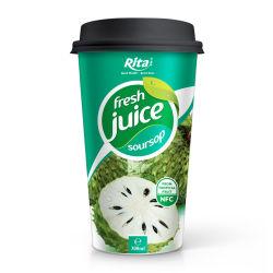 300 мл аноны игольчатой Juice-Fresh фруктовый сок