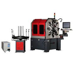 خطاف كلاّب بكرة الطماطم الإطار السلكي تشكيل ماكينة CNC-wf-525r