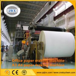Los envases y papel de impresión en color blanco, máquina de revestimiento superior de la máquina de revestimiento de papel