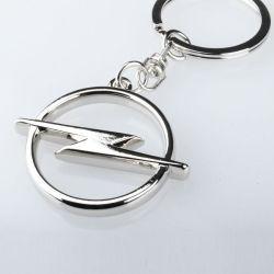 Настраиваемый логотип металлической цепочке для ключей рекламных цинкового сплава