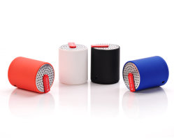 Мини-Handsfree Bluetooth громкоговоритель (BS17)