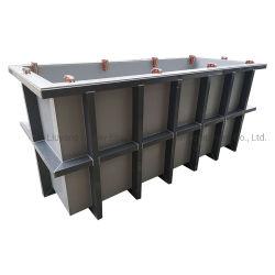 OEM 플레이팅 화학 PP PVC 스테인리스 스틸 산업용 물 Reinforcement 주변