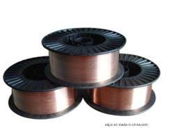 Überzogene Edelstahl-Elektroden-materielles SchweißenWalzdraht
