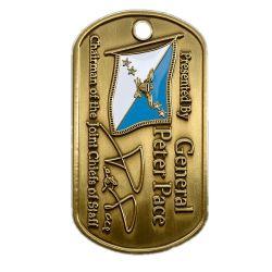 Le président de Joint Chiefs of Staff Dog Tag[DT-017]