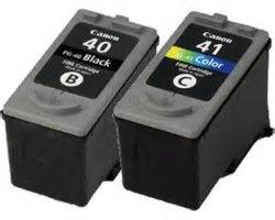 Origineel Compatibel systeem voor de Patronen Pg40 Cli41 van de Inkt van de Kleur van de Canon