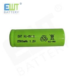 Аккумулятор верхней кнопки 1,2V размер ячейки батареи NiMH 2500Мач дляWalkie-Talkies