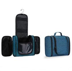 Custom Piscina viagem de negócios lavabo Organzier homens viajam travando Ducha Banho Kits de corte de toucador saco cosméticos