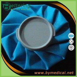 Мешок льда ткани Resuable сплошного цвета для горячей холодной терапии